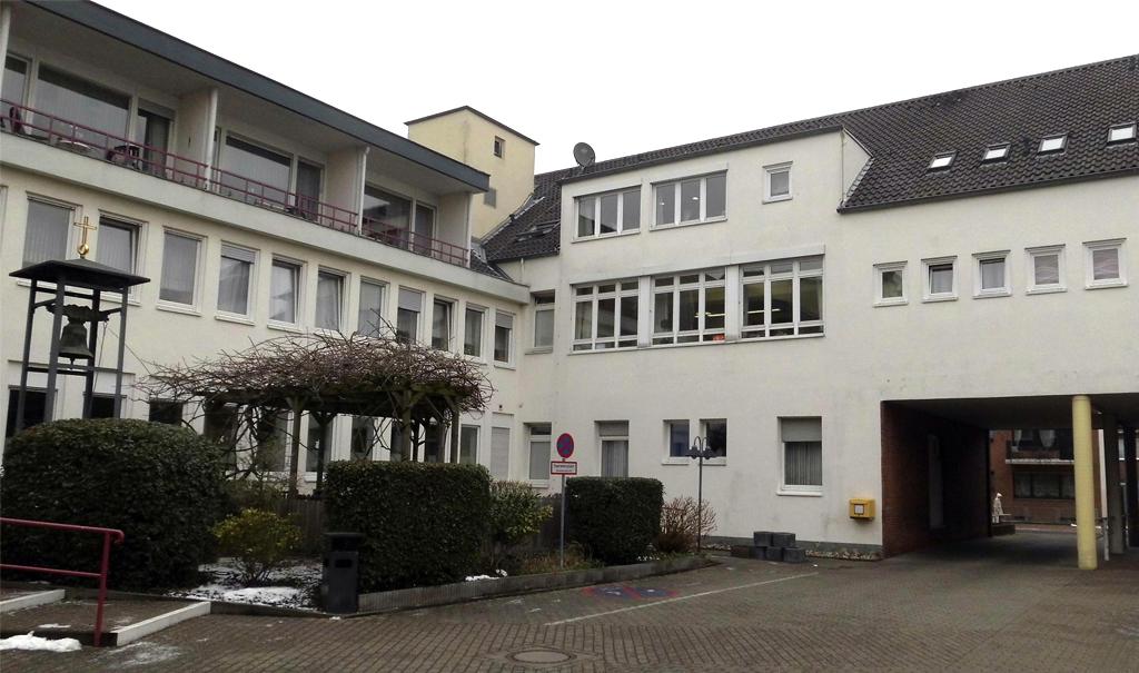 Umbau Alten- und Pflegeheim Hubertusstift in Willich