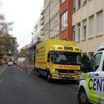 Zugang zum St. Elisabethen-Krankenhaus