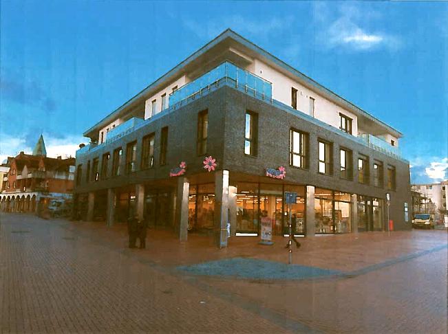 Neubau Geschäftsgebäude in Waltrop